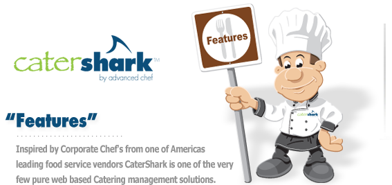 Catering Software inspired by one of America's Leading Food Service Vendors